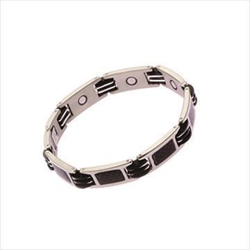 Elegant Black Men S Tiens Ti Energy Bracelet